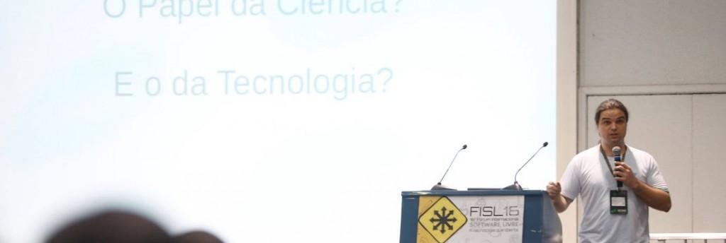 Imagem: Cristiano Sant'Anna/Divulgação - Fonte: http://www.ebc.com.br/tecnologia/2015/07/ciencia-aberta-movimento-defende-o-conhecimento-cientifico-horizontal-e-cidadao