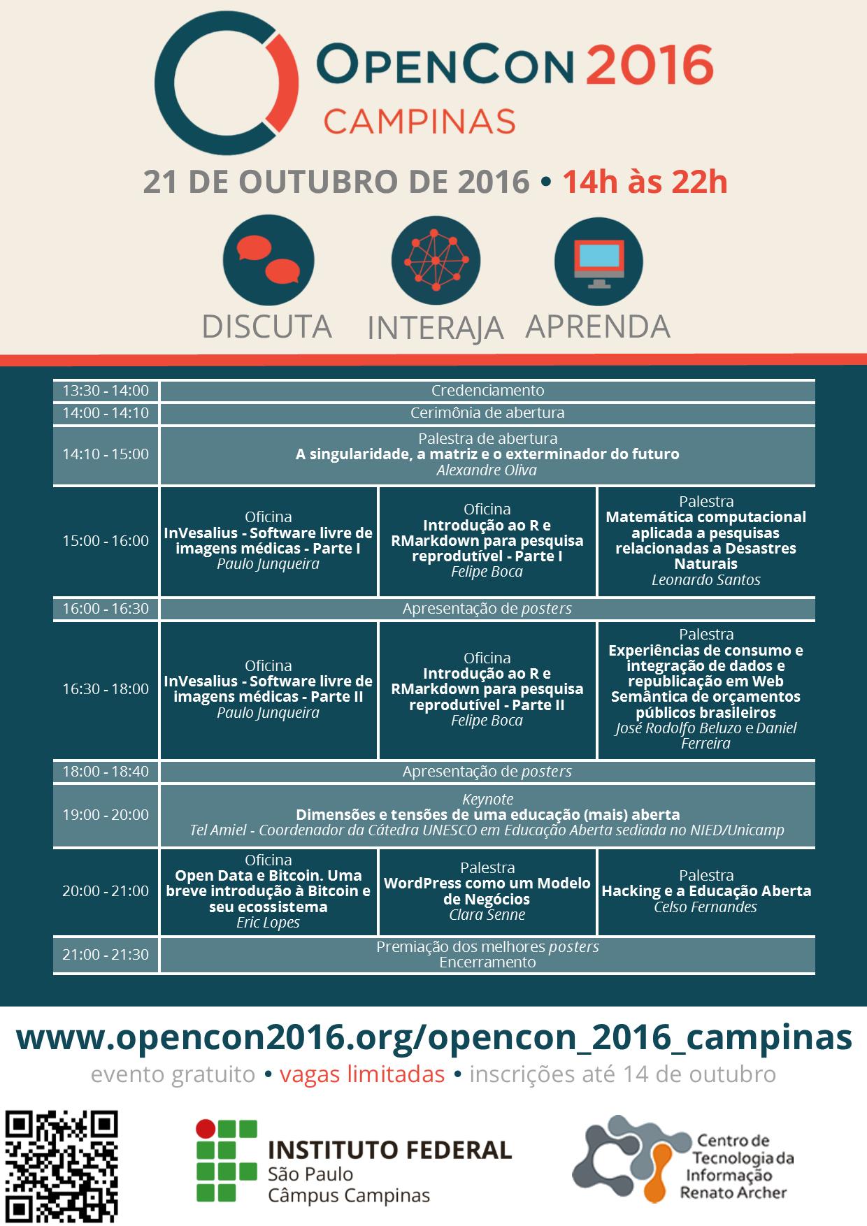 opencon2016campinas