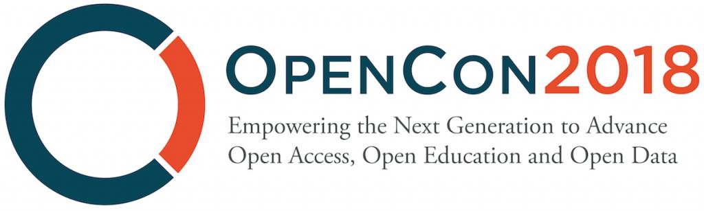 OpenCon2018